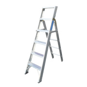 Lyte Multipurpose Ladder Aluminium Alloy 6 x 4 Treads 2.55m