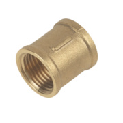 Brass Socket ½