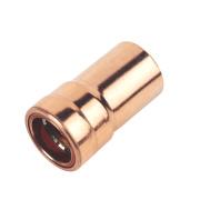 Conex Cuprofit Push-Fit Reducing Coupling 28 x 22mm