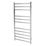 Reina Luna Flat Ladder Towel Radiator S/Steel 1500 x 600mm 887W 3025Btu