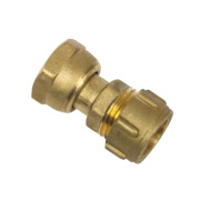 Conex Straight Tap Connector 303 15mm x ½