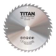 Titan TCT Circular Saw Blade 40T 305 x 20/25/30mm