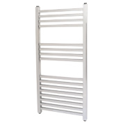 Kudox Cadiz Designer Towel Radiator Chrome 900 x 450mm 330W 1125Btu