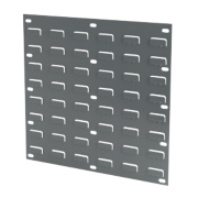 Wall Mounted Louvred Panel Pack of 2