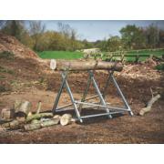 Handy Parts THBSH cm Diameter Log Capacity Log Saw Horse