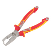 NWS Multipurpose 4-in-1 Electricians Cutters 180mm