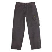 DeWalt Cargo Trousers Black 34