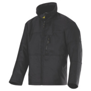 Snickers 1118 Winter Jacket Black X Large 49
