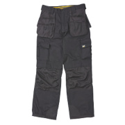 CAT C172 Trademark Trousers Black 34