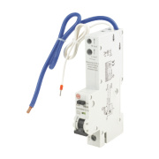 Wylex 10A 30mA Single Pole Type C Curve RCBO