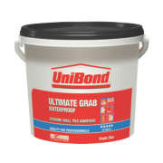 Unibond Ultimate Grab Wall Tile Adhesive Beige 10Ltr