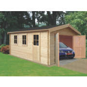 Bradenham 46 Log Cabin 4.1 x 5.6 x 2.8m