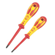 CK Dextro VDE Modulo Screwdriver Set 2 Piecec Set