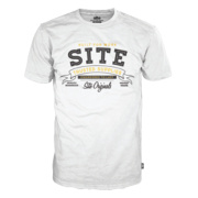 Site Addict T-Shirt White Large 42-45