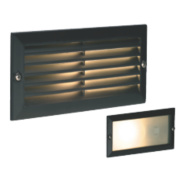 Louvre Brick Light Stainless Steel 13 W