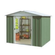 Yardmaster Sliding Door Apex Shed 8' x 9' x