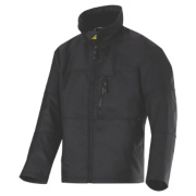 Snickers 1118 Winter Jacket Black Medium 41