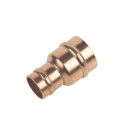 Solder Ring Reducing Coupler 22 x 15mm