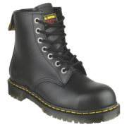 Dr Marten Icon 7B10 Safety Boots Black Size 9