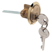 Yale 1109 Night Latch Replacement Cylinder Brass 32mm