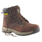 DeWalt Carbon Safety Boots Brown Size 12