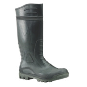 Sterling Steel Safety Wellington Boots Black Size 7
