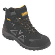DeWalt Driver Safety Boots Black Size 9