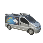 Rhino R579 Roof Rack W: 160cm (Citroen /Fiat /Peugeot)