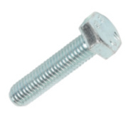 High Tensile Steel Hex Bolts M8 x 45mm Pack of 100