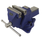 Irwin Record Mechanics Vice with Swivel Base 6