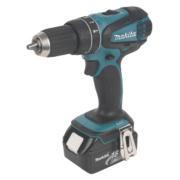 Makita DK1893 18V 3Ah Li-Ion Cordless Twin Pack Jigsaw & Combi Drill