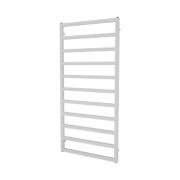 Ximax Venus Vertical Designer Towel Radiator White 1230 x 600mm 1883BTU