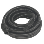 Reinforced Delivery Hose with Filter 7m x 1
