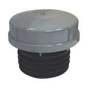 FloPlast Push-Fit Air Admittance Valve Grey AF110