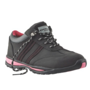 Amblers FS47 Ladies Safety Boots Black Size 4