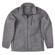 SHERPA JACKET GREY M