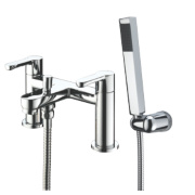 Bristan Nero Bath / Shower Mixer Bathroom Tap