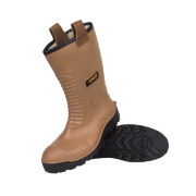 APACHE PVC WATERPROOF RIGGER BOOT SIZE 9 PAIR