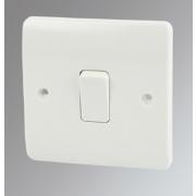 MK 10AX Intermediate Switch White