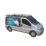 Rhino R501 Roof Rack W: 160cm (Vauxhall/Renault/Nissan)