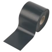 Unbranded Damp-Proof Course Black 150mm x 30m
