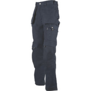 Dickies Eisenhower Multi-Pocket Trousers Navy 36