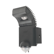 Osram Noxlite™ LED Spotlight with Sensor 8W Black