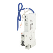 Wylex 16A 30mA Single Pole Type C Curve RCBO