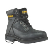 DeWalt Maxi Safety Boots Black Size 7