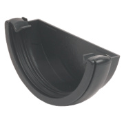 FloPlast Cast Iron Effect External Stop End
