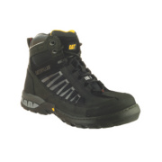 Cat Kaufman Safety Boots Black Size 8