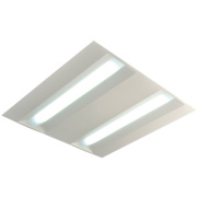 LEC Recessed Panel Modular Ceiling Light Cool White 32W