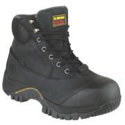 Dr Marten Heath Safety Boots Black Size 10