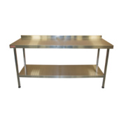 Franke Preparation Wall Table 1800 x 650mm